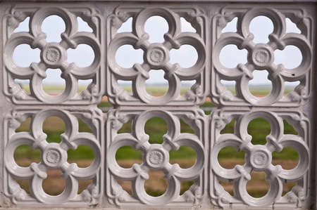 orificio nasal: pared espir�culo Foto de archivo