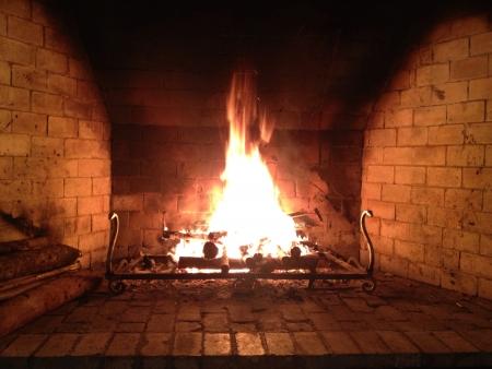 Burning ifire