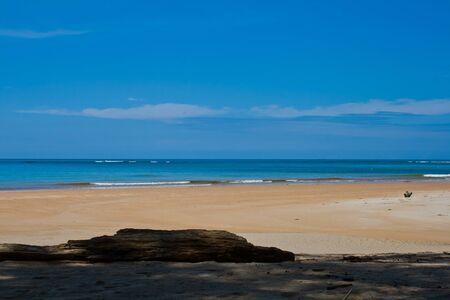 blue sky and the beach Stock Photo - 14594072