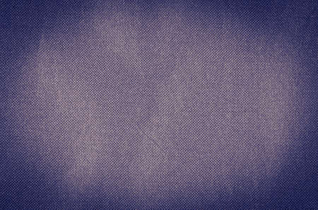 vignetted: purple fabric textile background vignetted Stock Photo