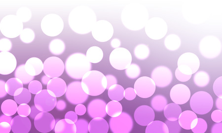 The pink bokeh is design for ideas and others. Stock Photo