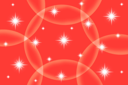 all purpose: The red color with star are design for all purpose. Stock Photo