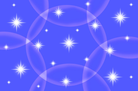 all purpose: The blue color with star are design for all purpose. Stock Photo