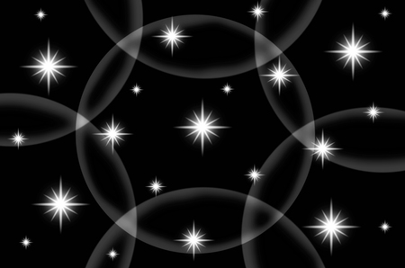 all purpose: The black color with star are design for all purpose. Stock Photo