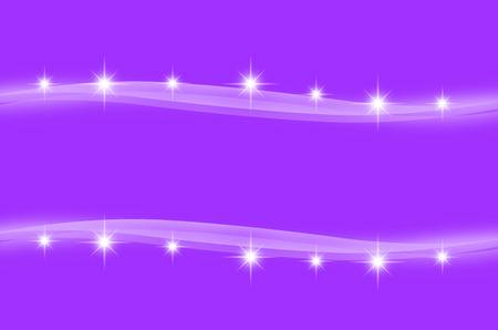 The purple color with star are making for abstract, background and others. Stock Photo