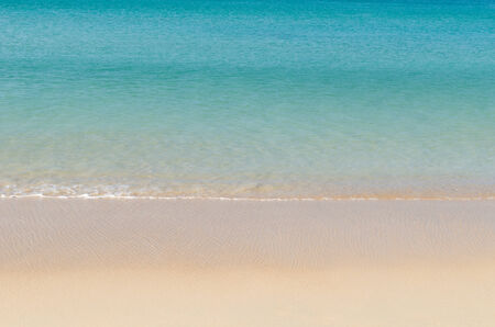 phuket province: A beautiful Karon beach is in Phuket province, Thailand. Stock Photo