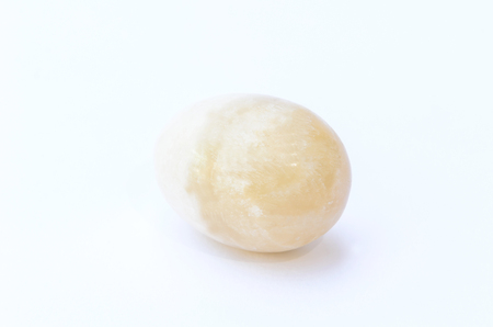 A stone egg is making from stone.