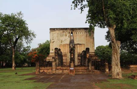 historic site: historic site Sukhothai