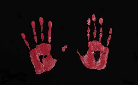 handprint  photo