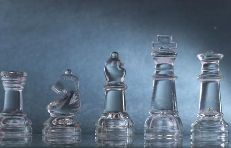 business rival: ajedrez