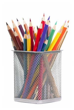 Colour pencils Stock Photo - 11984495