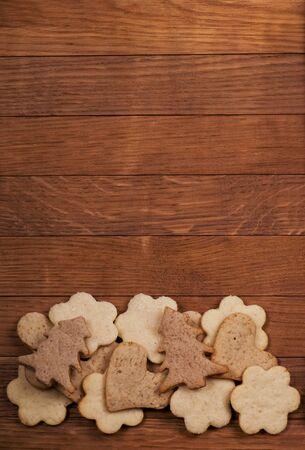 Cookies-blank photo