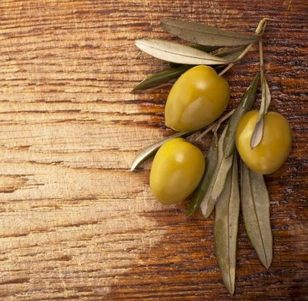 Olive Background photo