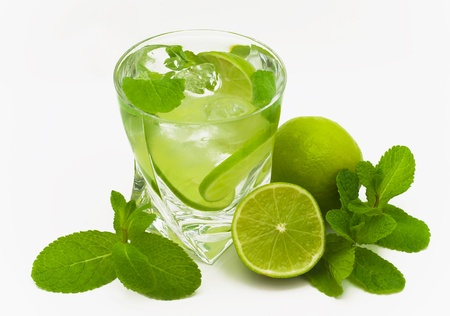 Mojito drink photo