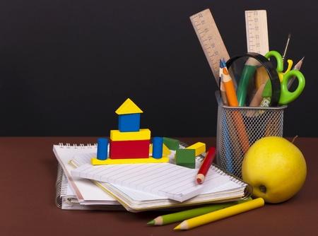 pencil case: back to school