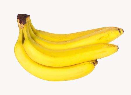 bannana: bananas isolated on white background