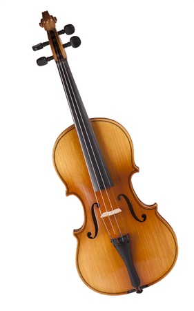 beautiful wooden cello