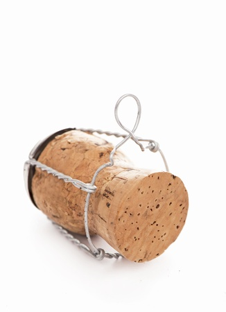 cortical: Cortical champagne corks Stock Photo