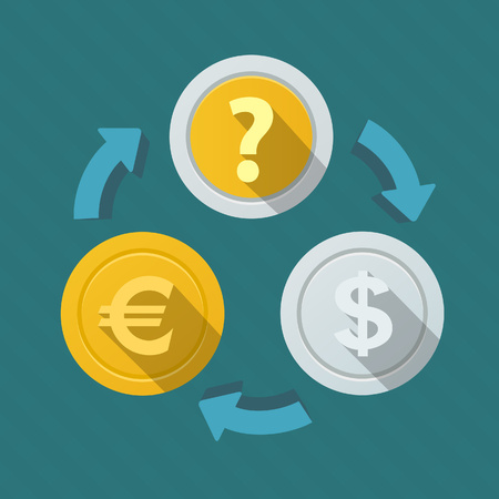 Movement of money. Currency Rates.