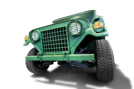 armée américaine en jeep une voiture tout-terrain