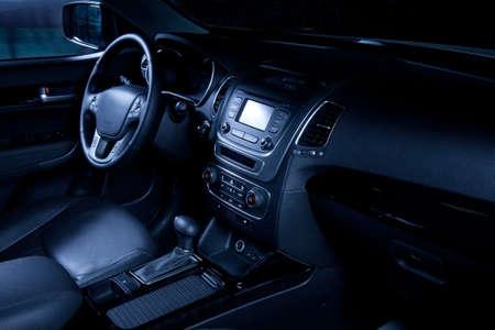 salon of expensive car new luxury Stock Photo - 17101017