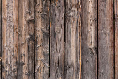 old fence: old fence of pine boards dark background Stock Photo