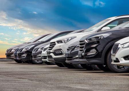 Auto in vendita Lotto Fila. Inventario del concessionario auto