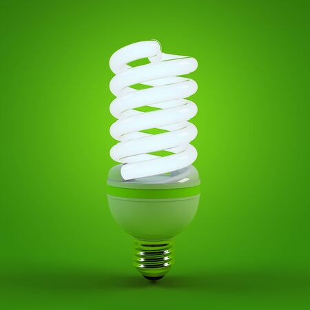 Ecology environment and saving energy, light bulb concept of successful business. ______________. Energy saving solutions.
