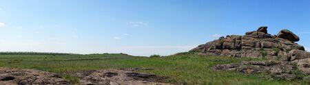 Ukrainian wildlife preservation, (reserve Stone tomb) Stock Photo - 5244012