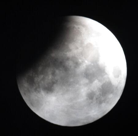 penumbra: Lunar eclipse 21.02.08