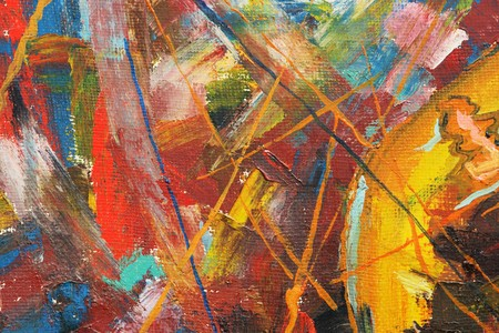 art abstract: pinta de pintura de fondo con textura,