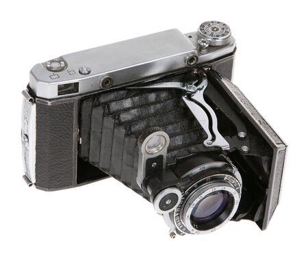 Dusty old Soviet camera  photo