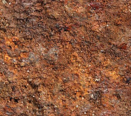 ferruginous: texture of old ferruginous metal, background