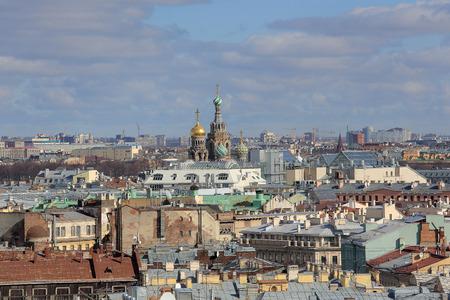 savior: Church of the Savior on Blood in St. Petersburg, Russia.