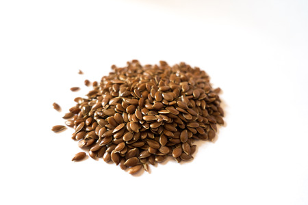 linseed: Handful of flaxseed