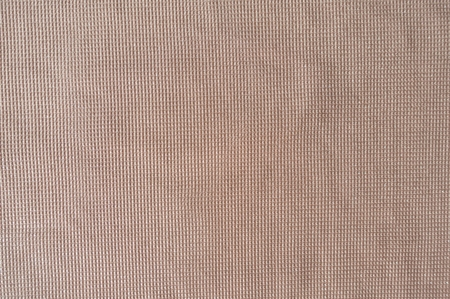 Light pink plain polyester fabric from above