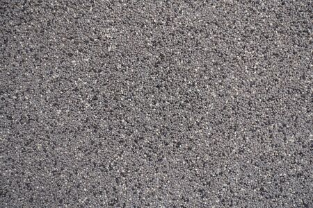 Coarse Plaster Surface On Outside Wall That Consists Of Lime Mixed With  Small Gravel Stock Photo