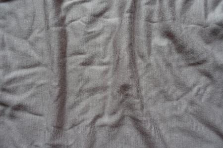 Light grey jammed viscose fabric from above Stok Fotoğraf