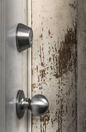 constraction: door knobs door lock