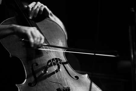 violoncello: Violoncello Archivio Fotografico