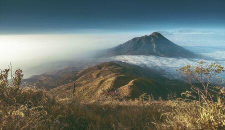 Sunrise Mt. Merapi