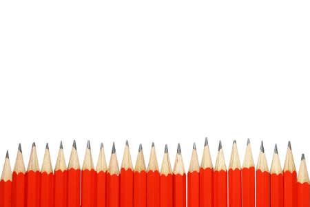 pencils Standard-Bild