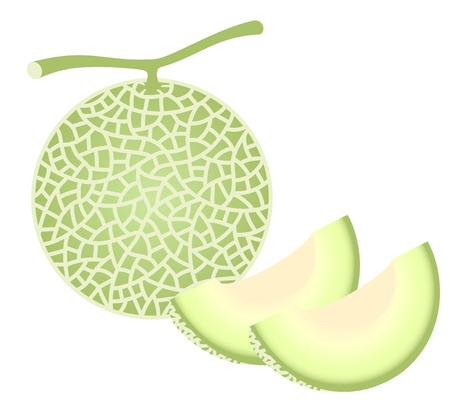 verse meloen