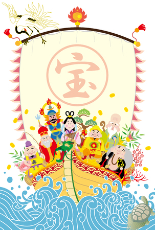 The Seven Lucky Gods