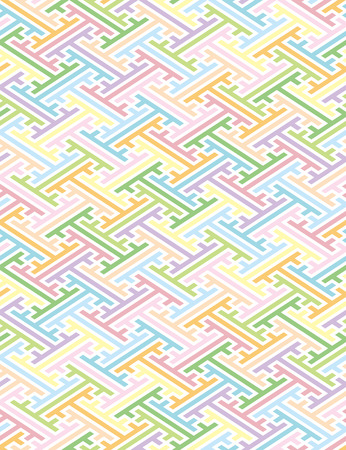 SAYAGATA-Japanese traditional pattern