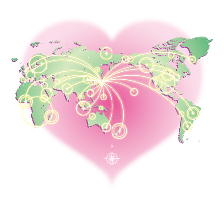 글로벌 커뮤니케이션 (일본 출품)