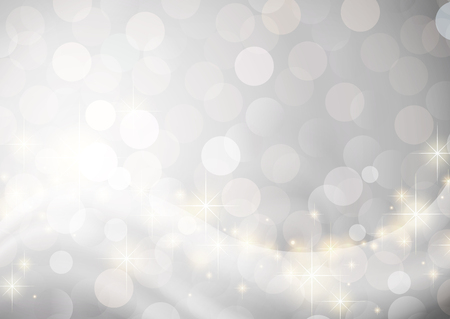 silver glittering background