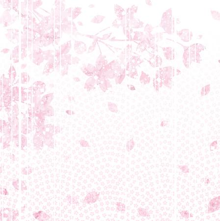 SAKURA-cherry blossom background Stok Fotoğraf - 117690689