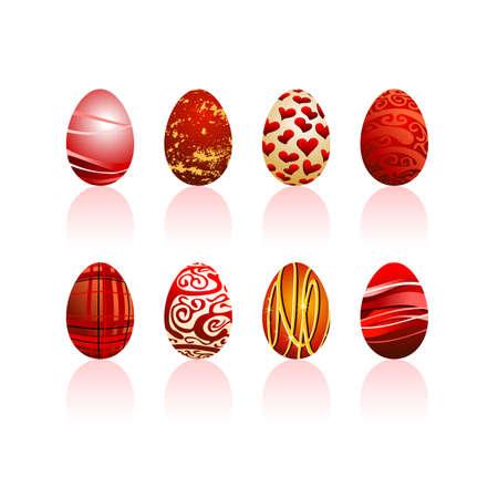 egg easter Stock Vector - 4973450