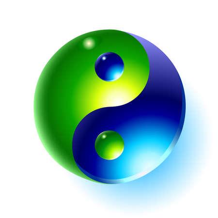 ying and yang: spa